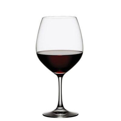 Burgundy Glasses